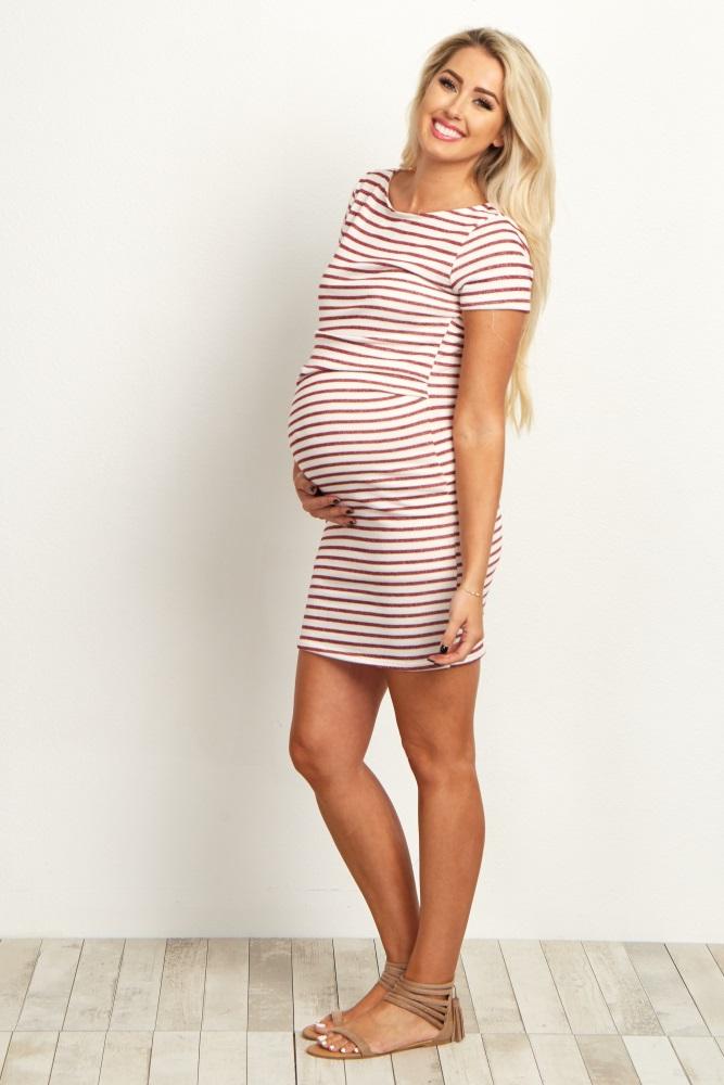 Gender Reveal Maternity Dresses