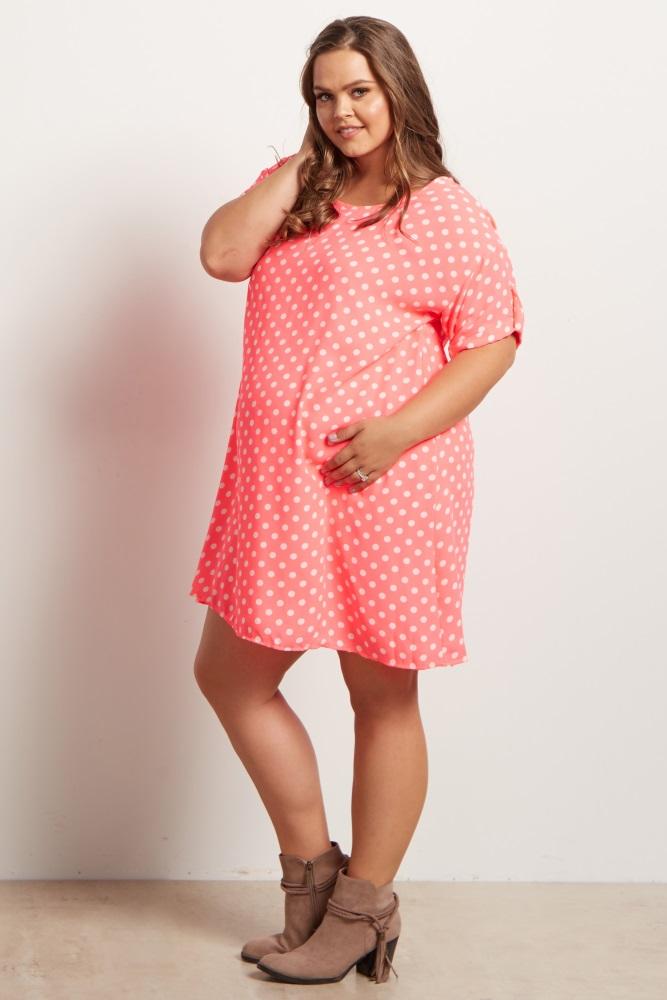 0926f1a193c Polka Dot Maternity Dress - Photo Dress Wallpaper HD AOrg