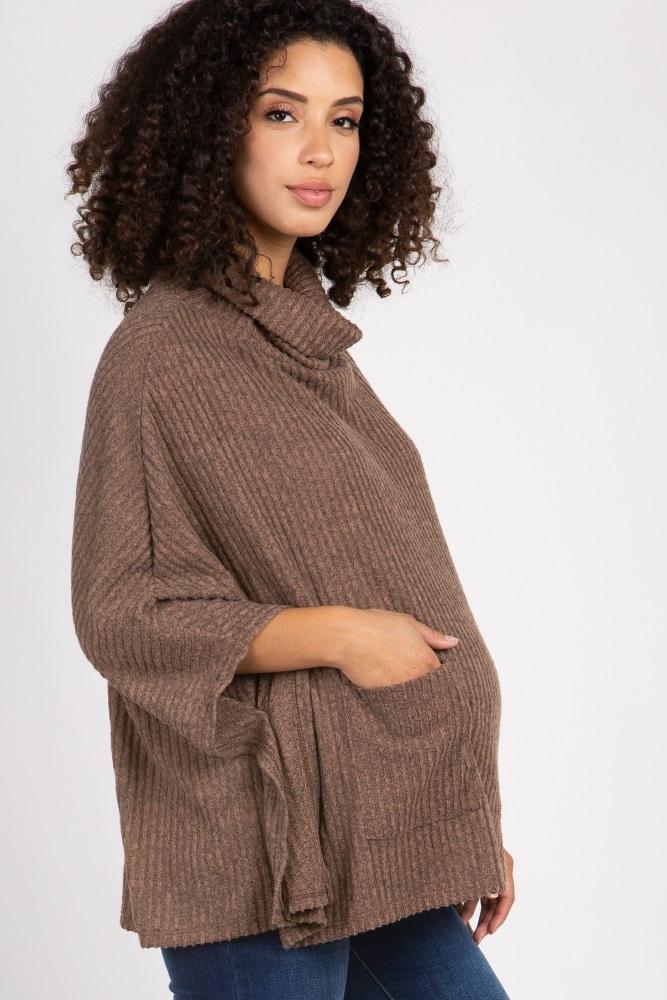Pinkblush Maternity Ribbed Pocket Front Top Trueyogaevergreen Com